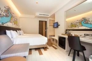 ห้องพัก Deluxe