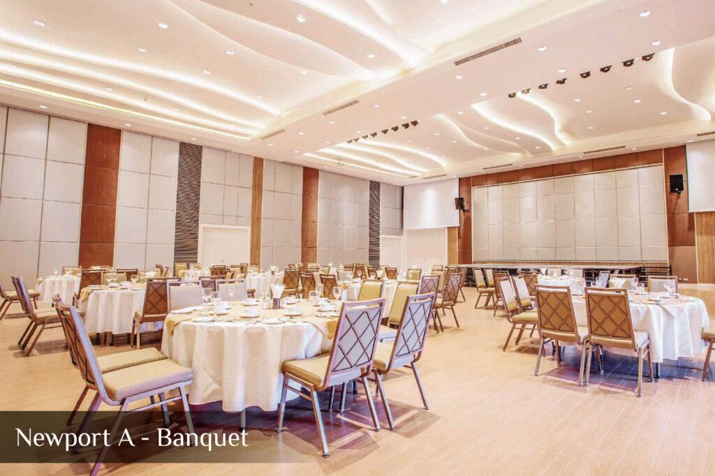 Newport A - Banquet 1