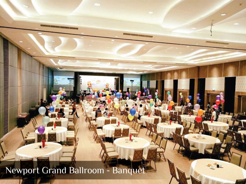 Newport Grand Ballroom - Banquet 1