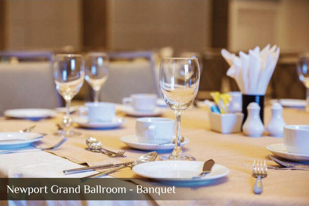 Newport Grand Ballroom - Banquet 2 แก้ไข