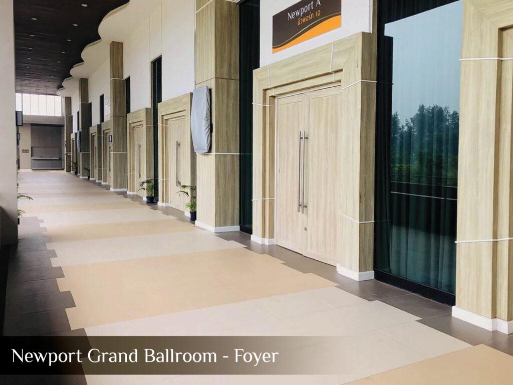 Newport Grand Ballroom - Foyer 1 แก้ไข