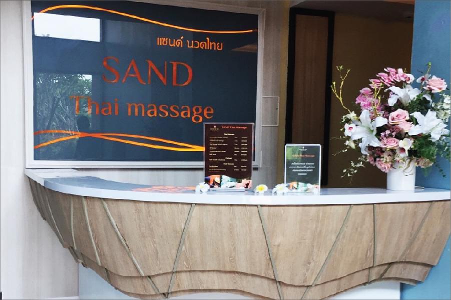 Sand Thai Massage 03