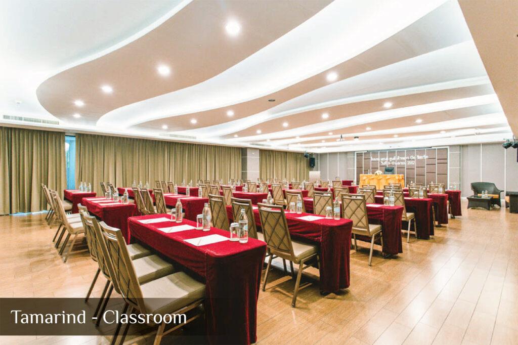 Tamarind - Classroom 1