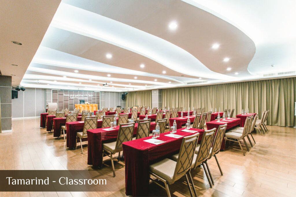 Tamarind - Classroom