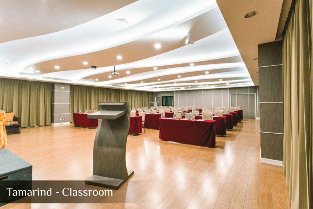 Tamarind - Classroom 3