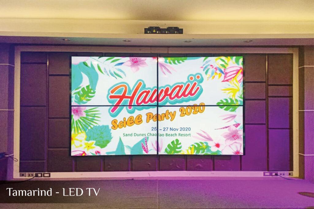 Tamarind - LED TV 1 แก้ไข
