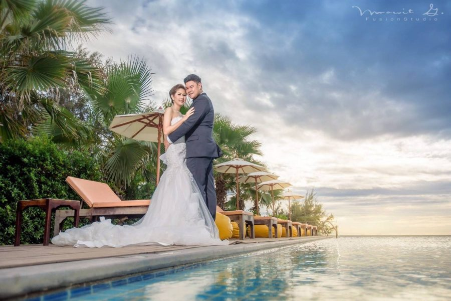 Pre-Wedding Photography Package